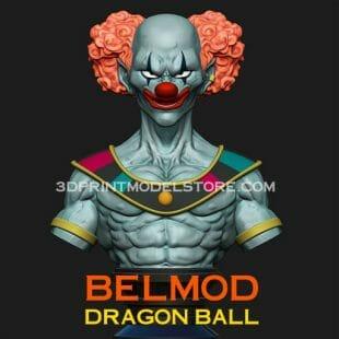 Dragon Ball Belmod Bust