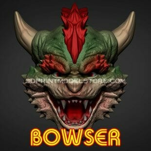 Bowser King of the Koopa