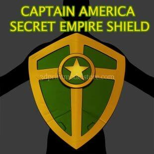 Captain America Hail Hydra Shield 3D Print