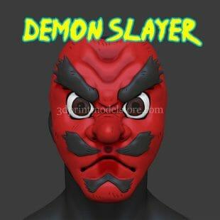 Demon Slayer Sakonji Urokodaki Cosplay