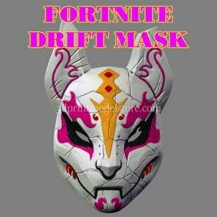 Fortnite Drift Mask 3D Print Model