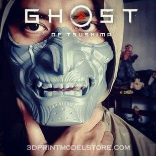 Ghost of Tsushima Mask_thumb