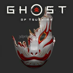 Ghost of Tsushima Shattered Mask of Tomoe