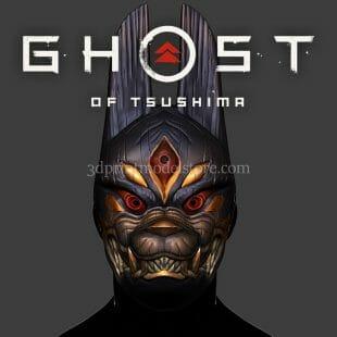 Ghost of Tsushima Legends 3D Print Model