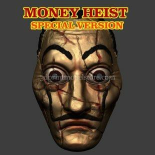 Lacasa de Papel Money Heist Mask