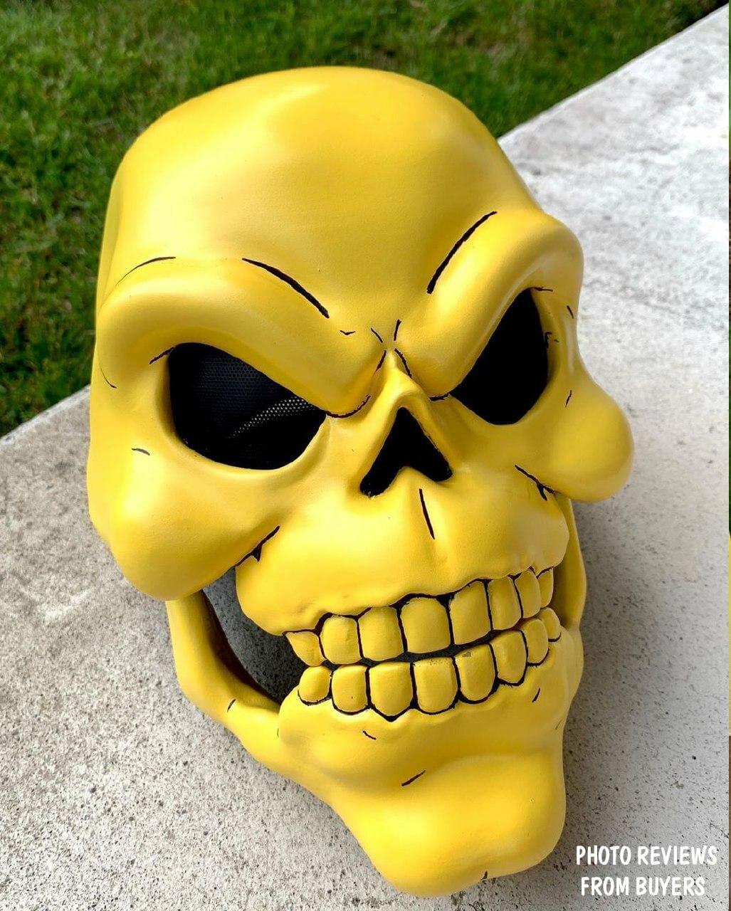 Skeletor Mask 1980 He-Man