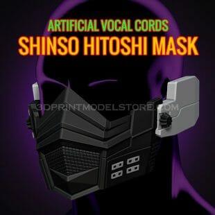 Shinso Hitoshi Mask My Hero Academia