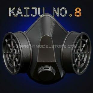 Kaiju No 8 Protective Mask 3D Print