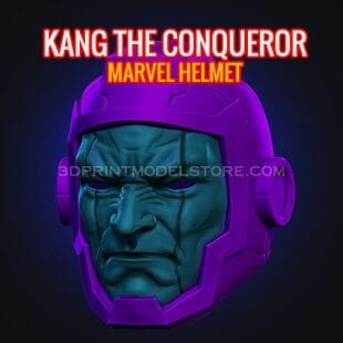 Kang the Conqueror Helmet
