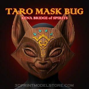 Kena Bridge of Spirits Taro Mask Bug