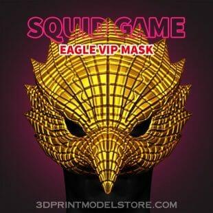 Squid Game Eagle Vip Mask